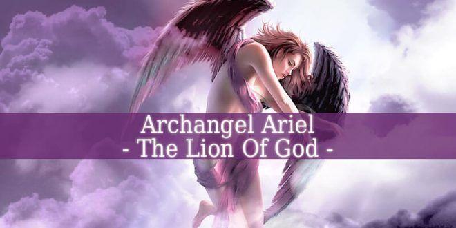 Archangel Ariel | Celestial Beings | Archangel uriel, Angel