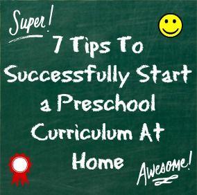 how to start a homeschool program