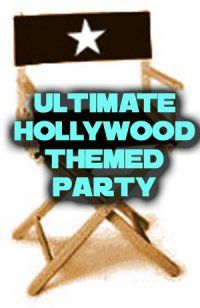 Hollywood Themed Treasure Hunt - Hollywood Party Game