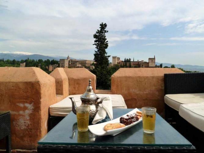The 10 Best Restaurants In Albaicín, Granada