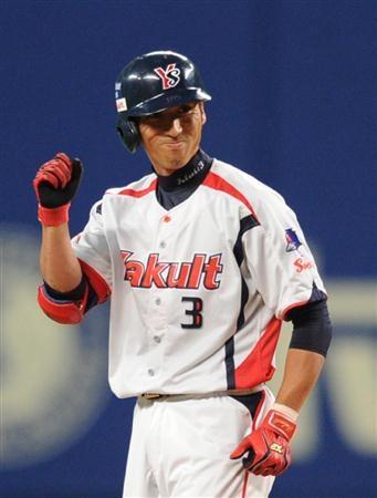 Kazuki Fukuchi (Tokyo Yakult Swallows)