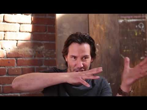 Keanu Reeves was in Men's Fitness, March 2017 US Edition ! - YouTube