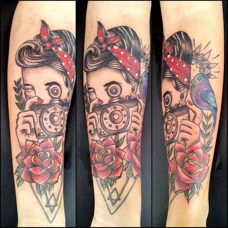 Tattoo por: Tatiana Moreno (South Side Studio)