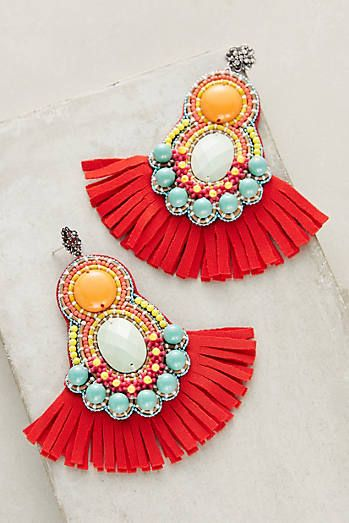 Adecyn Drop Earrings