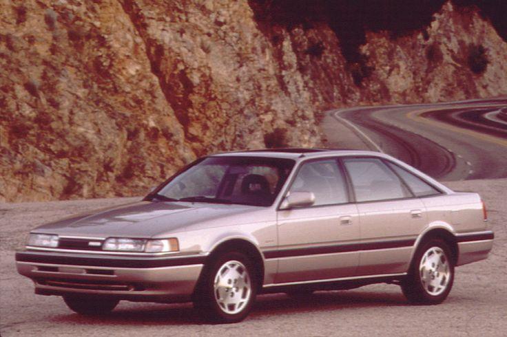 1990-92 Mazda 626   Consumer Guide Auto