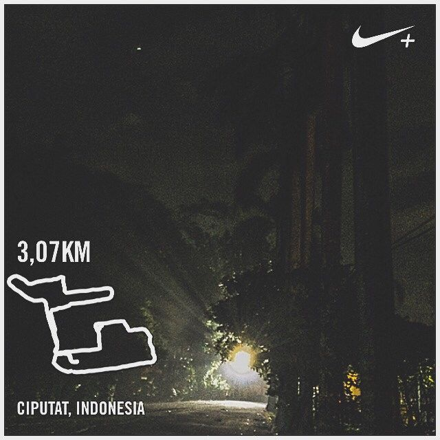 Sins of the Nightcrawler. #nike #nikeplus #nikerunning #jakarta #indonesia