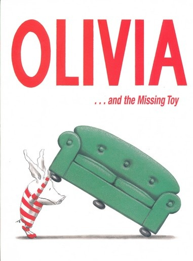 Olivia and the Missing Toy  tirtilkids.com