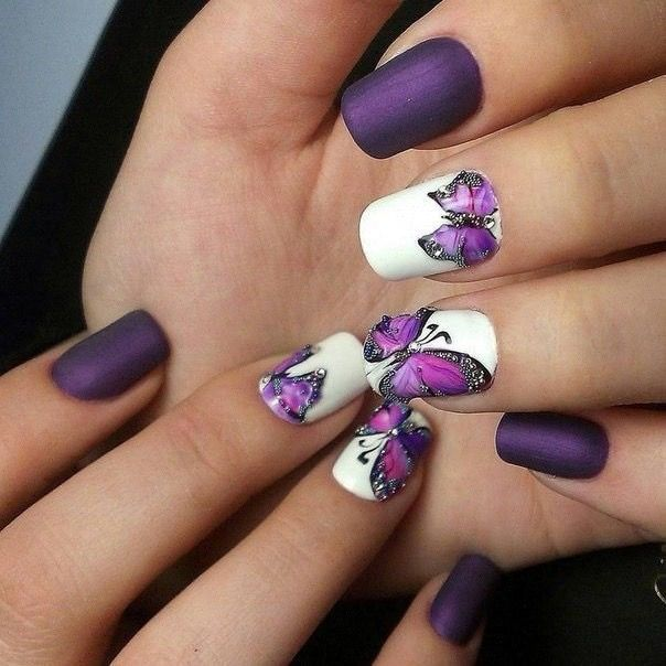Nail Art #2761: magnetic designs for fascinating ladies. Take the one you love now!
