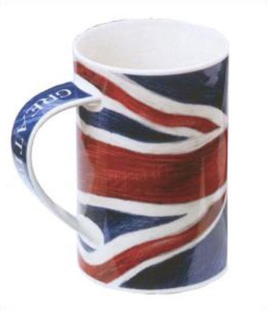 Good for the patriotic days!!!  £12.99: Patriotic Days, Shops, Jack O'Connell, Cutlery, Tableware, Ceramics, Luv, Mugs, 12 99