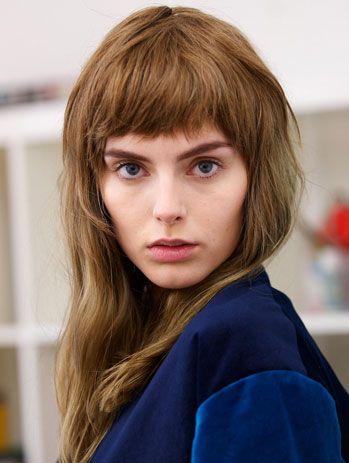Amazing 1000 Ideas About Short Fringe Bangs On Pinterest Short Fringe Short Hairstyles Gunalazisus