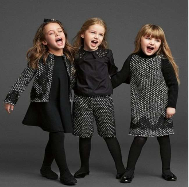 Стильная и необычная детская мода сезона осень-зима 2015-2016 года