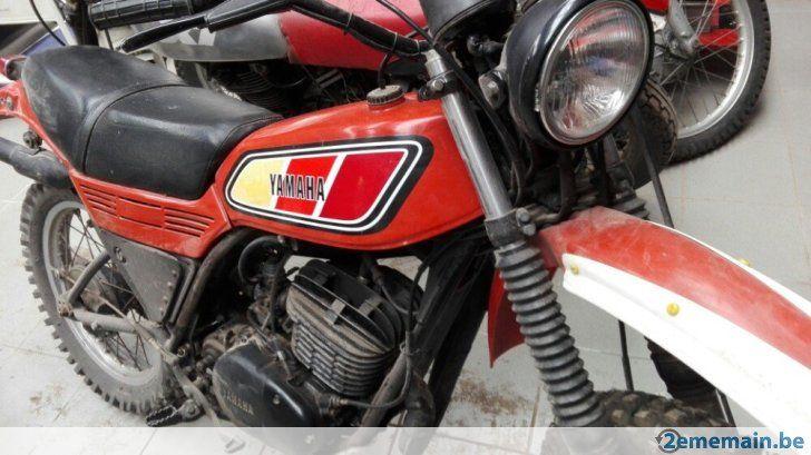 Yamaha DT 250 - A vendre à Tournai