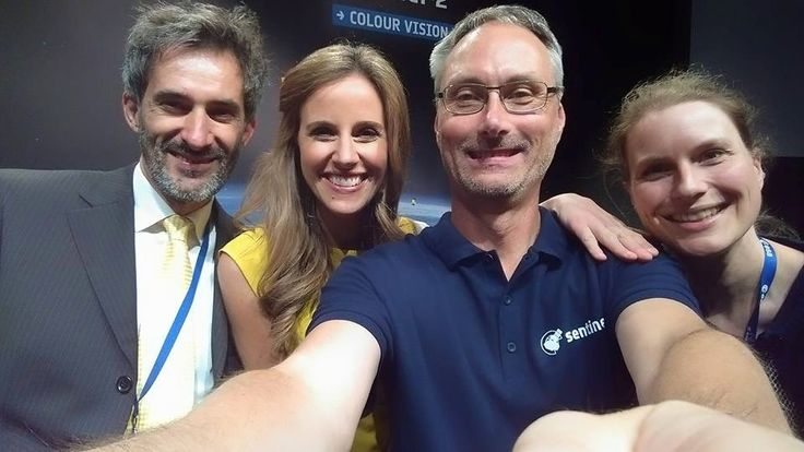 I script the live televized launch event of Sentinel 2A on behalf of the European Space Agency and direct it in the middle of the night (with moderator Louise Houghton). See: http://www.esa.int/spaceinvideos/Videos/2015/06/Sentinel-2A_launch_event_webcast