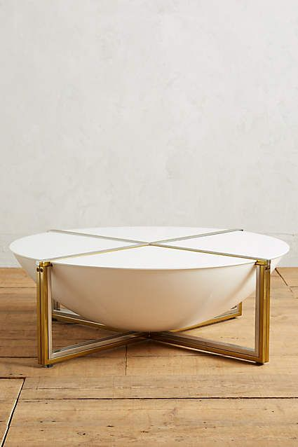 Lacquered Cache Coffee Table - 34 Best Images About White And Gold Coffee Tables On Pinterest