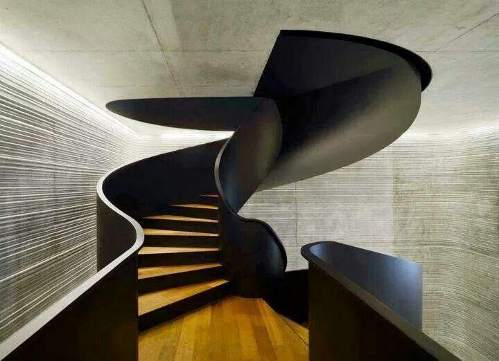 Unique stair