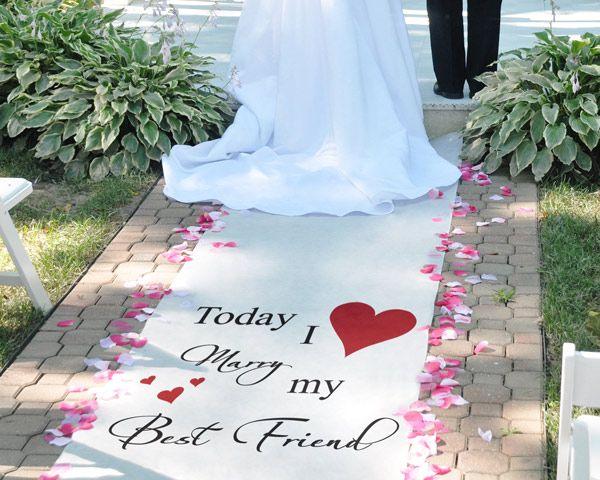 wedding aisle decorations | Popular Wedding Favors / Wedding Reception Table Decorations