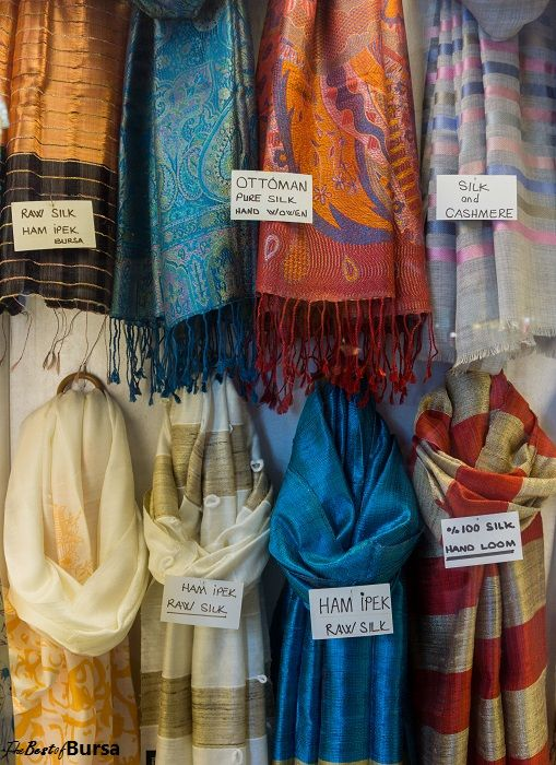 Bursa Silk: A Buying Guide | The Best of Bursa