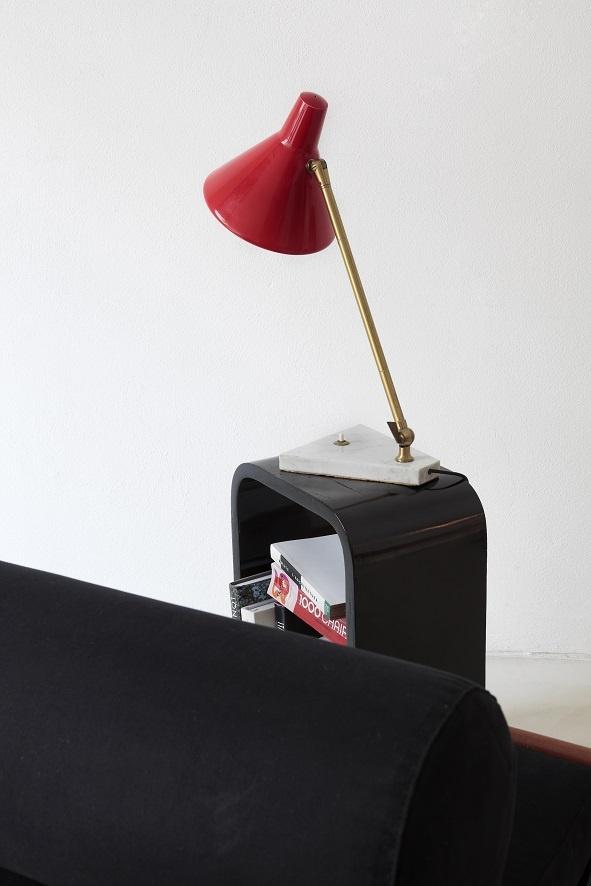 On sale @ galleria wabi | Stilux table lamp 1950 Italy