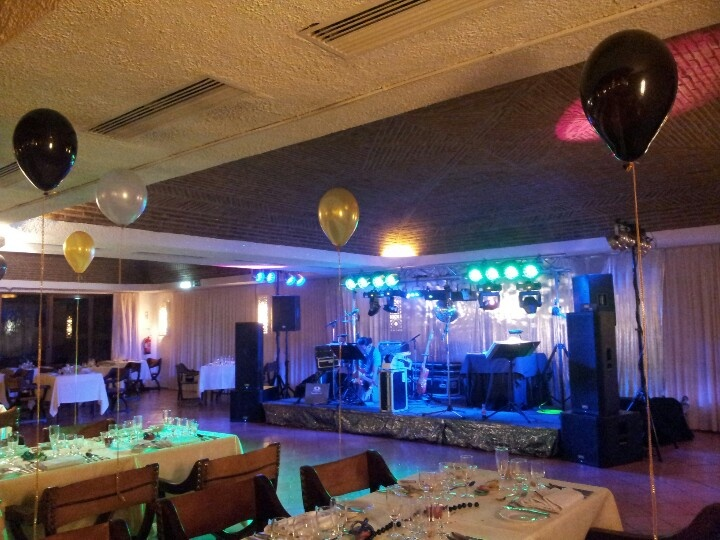 Hsppy New Years Party at Tivoli Lagos