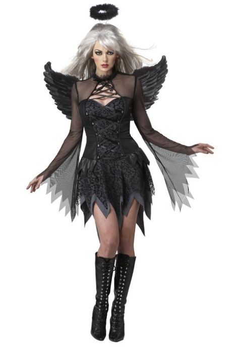 Dark Angel Halloween Costumes – Spooky Costumes for Bad Girl Halloween is drawing near and if you want to show your darker side consider looking into dark angel Halloween costumes. These costumes come in a wide variety of styles and are available for women of all shapes and sizes. I have included my favorite. These …