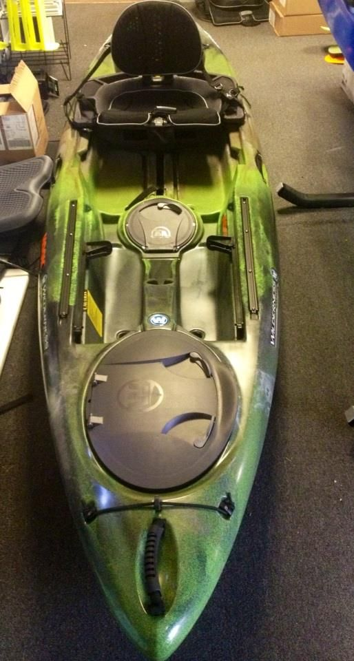 Wilderness Systems Kayak - Ride 135 (KNOT RIGHT CAMO) -Dopeness