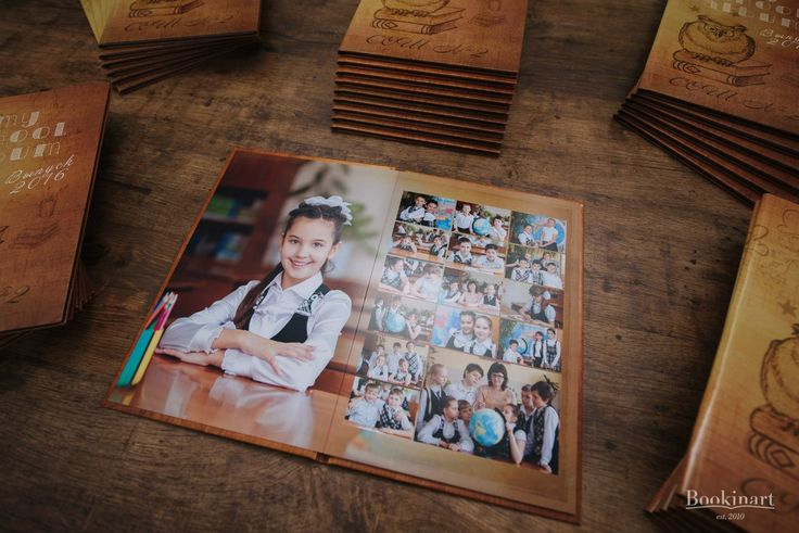 Bookinart School | Школьные и выпускные альбомы