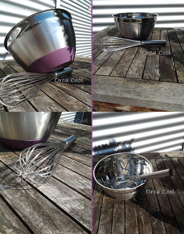 Handig en ook nog mooi!  #Bakeware   OrcaCool