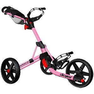 pink + golf = lovely!! :D I want one please!