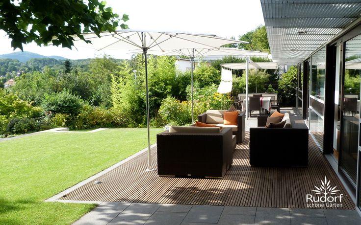 Terrassengestaltung Kelkheim @ Rudorf schöne Gärten
