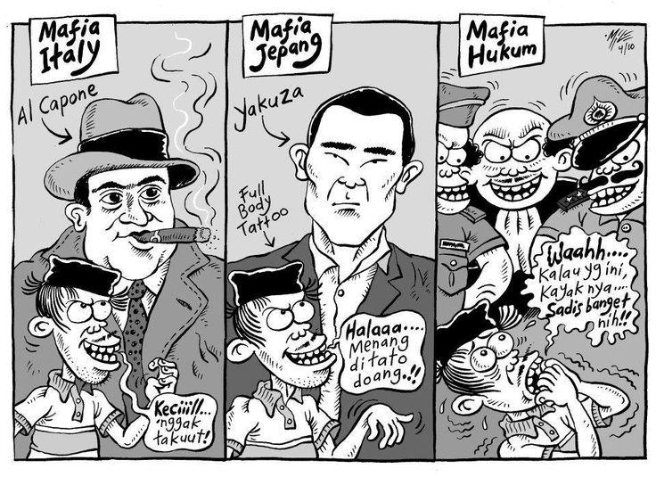 Buku Baru Mice Cartoon - Politik Indonesia 2010 - 2015: Dalam Kartun Opini