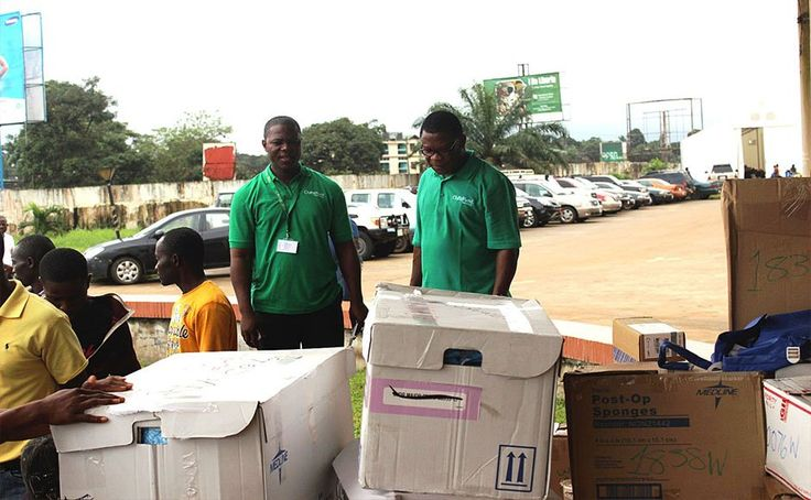 #ChildFund has opened the first dedicated children's Interim Care Centre in the Liberian capital, #Monrovia, for #children who have lost one or both #parents to #Ebola.