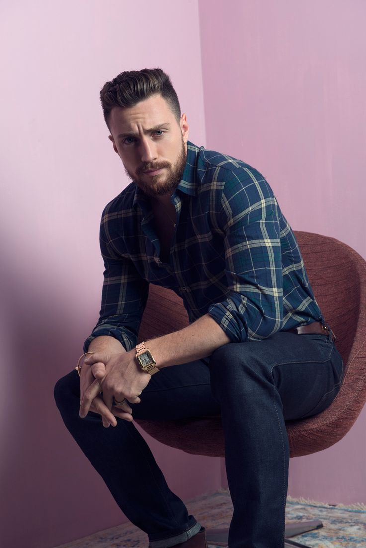 Aaron Taylor-Johnson by Caitlin Cronenberg for W Magazine's TIFF 2016 portrait