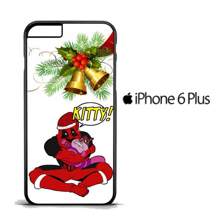 deadpool loves kitty christmas X2867 iPhone 6 Plus | 6S Plus Case