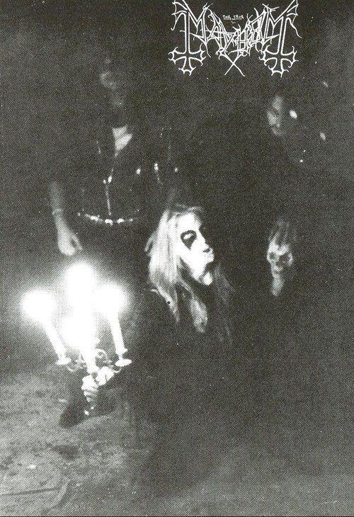 Mayhem & Dead