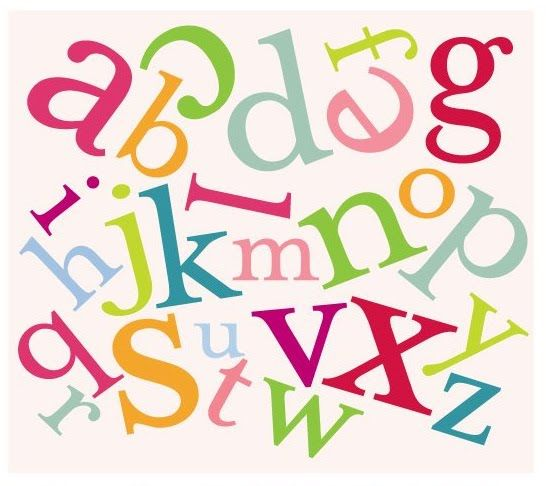 Letter parties... weekly activities with your kids, all centered around a specific letter of the alphabet