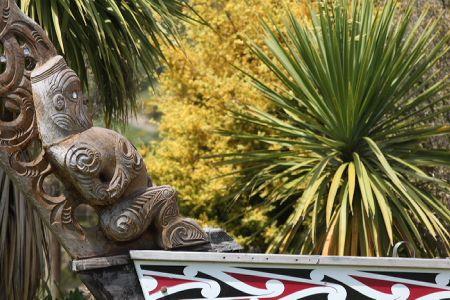 Maori Waka, Waikawa Marae, Picton, New Zealand - copyright www.belindabrownphotography.co.nz