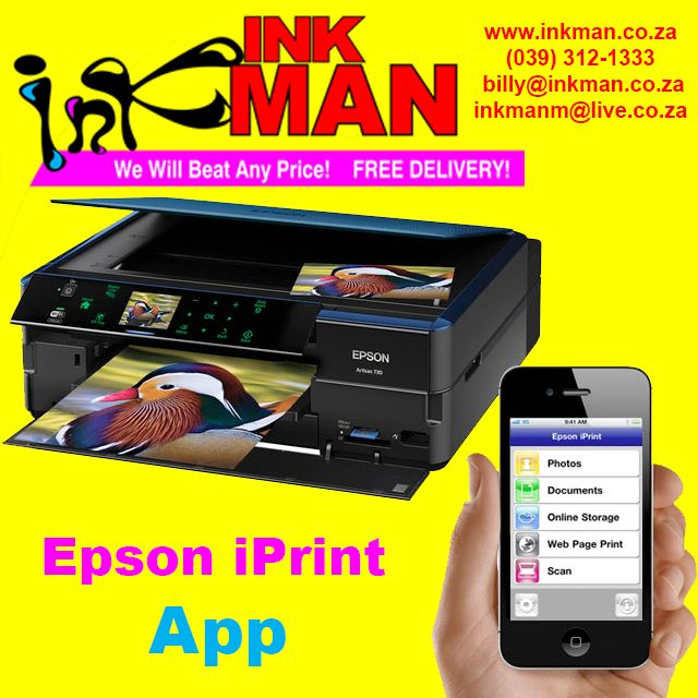 Printing while on the move has become a walk in the park with Epson iPrint #PrintingNEWS http://bit.ly/1hCyZAi