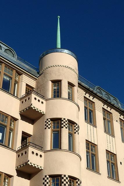 Art Nouveau in Helsinki