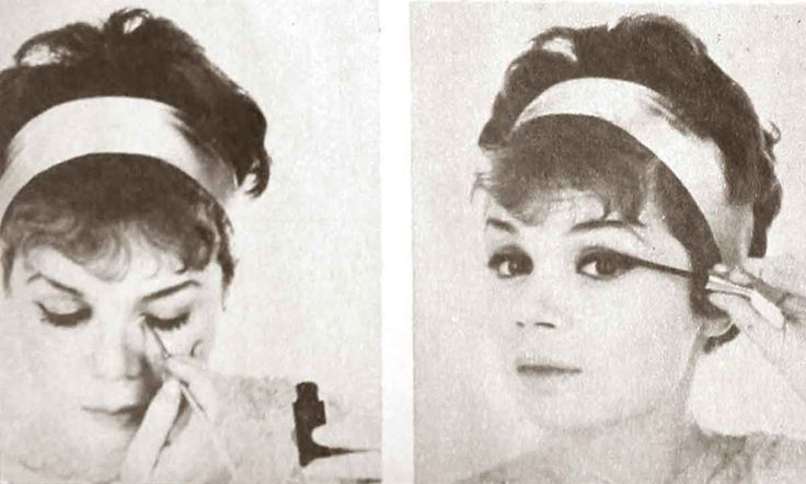 The 166 best images about 1960s Makeup on Pinterest ...