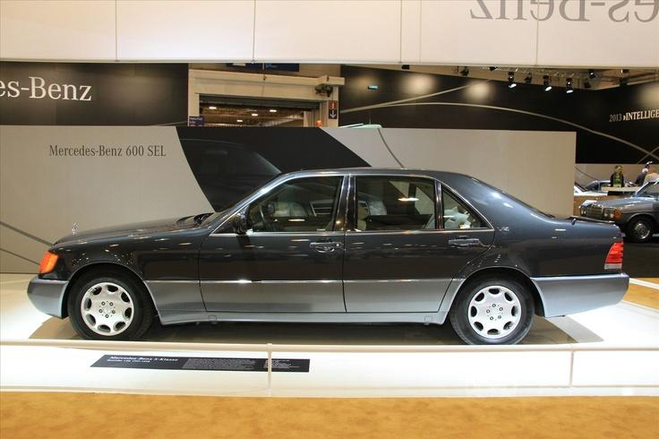 Techno Classica 2013 MercedesBenz Classic ganz im
