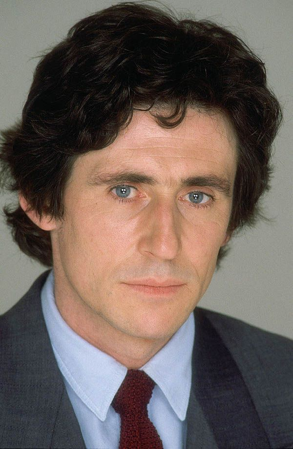 Irish actor Gabriel Byrne turns 64 today - he was born 5-12 in 1950 - some of his films include The Usual Suspects, In Treatment, Miller's Crossing and End of Days.