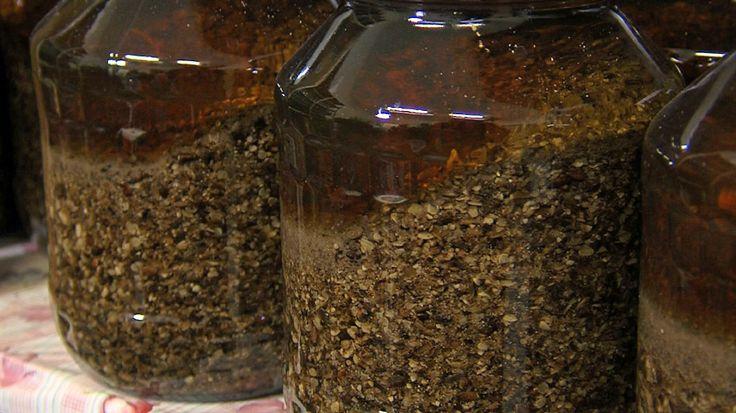 zakladný recept na vyrobu tinktury z byliniek