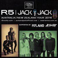 R5 AND JACK & JACK Tuesday 19 January, 2016