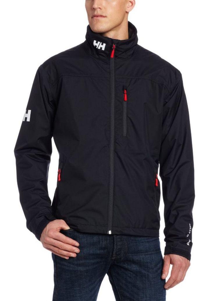 Helly Hansen Crew Midlayer Fleece Shell Jacket - Mens