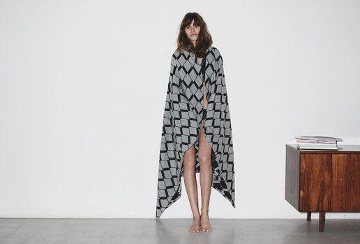 Organic textiles from Danish designer YAI YAI. (GOTS-certified cotton)