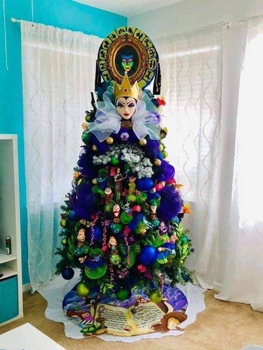 The Evilist Christmas Tree You Ll Ever See Christmas