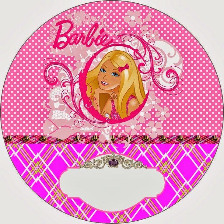 10 best Barbie images on Pinterest  Barbie party Digital