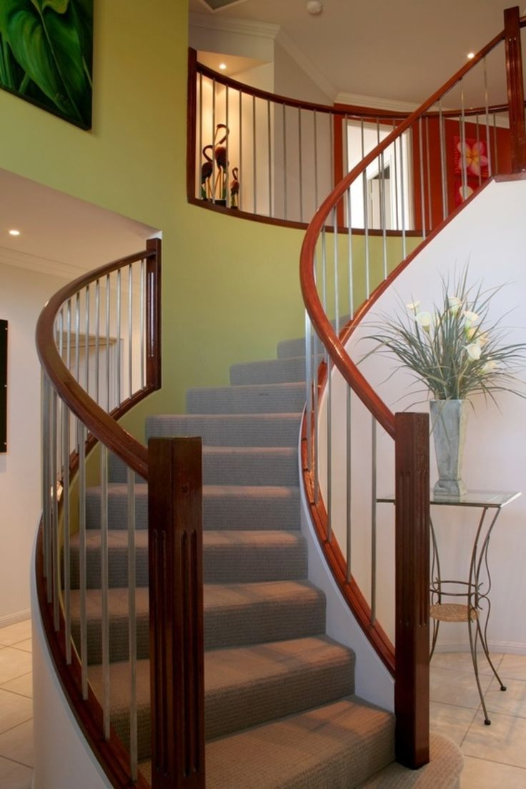19 Best Stair Railings Images On Pinterest Banisters
