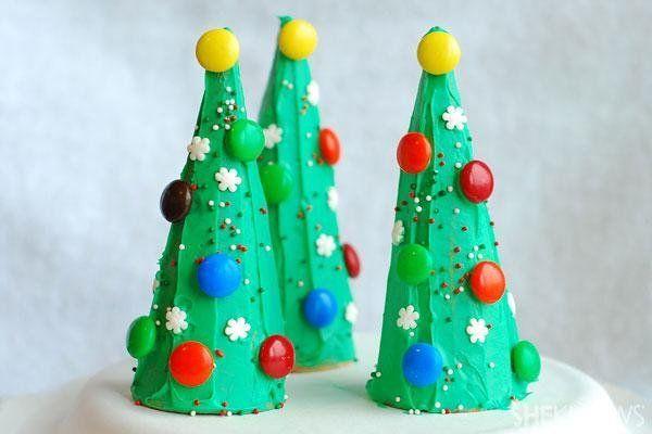 7 Edible Christmas crafts for kids