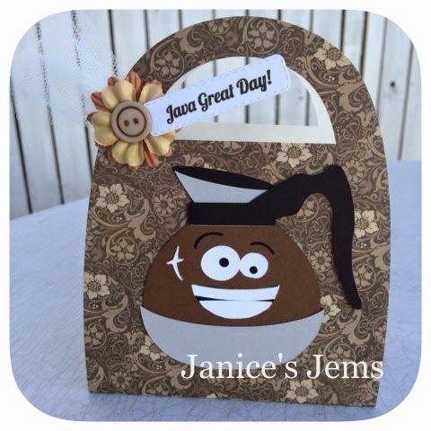 Janice's Jems: Java Great Day #jadedblossom #PPPR